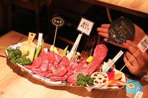名駅焼肉白金さんで新スタッフの歓迎会!イメージ