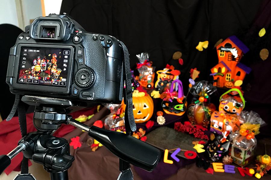 秋の足音、ハロウィンの準備始まりました_パティスリーエスプロジェクトメインイメージ
