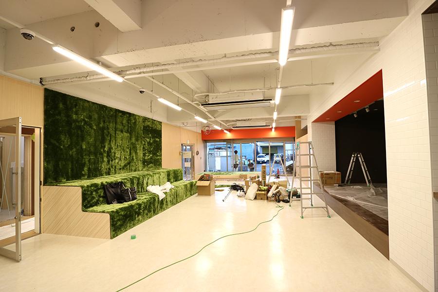 オフィスのデザイン