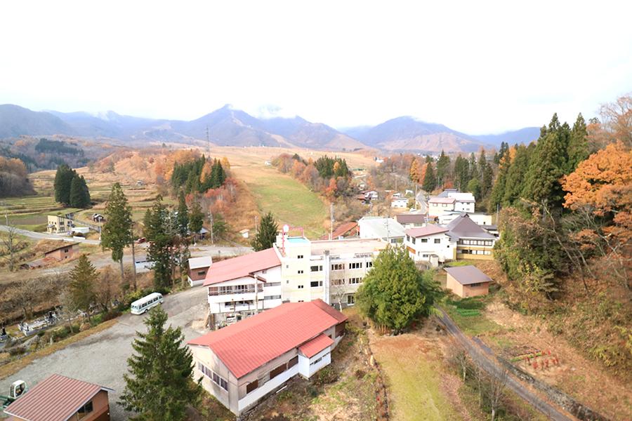 小谷村の写真