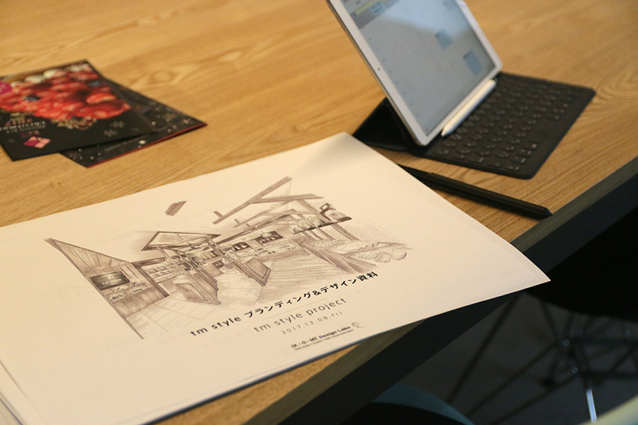 tm.styleプロジェクト
