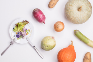 フォトジェニックな野菜たち!_リゾートインヤマイチプロジェクトvol.18イメージ