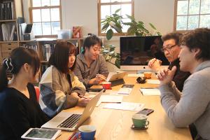 オープンに向けてのデザイン準備中!_BELION覚王山プロジェクトvol.6イメージ