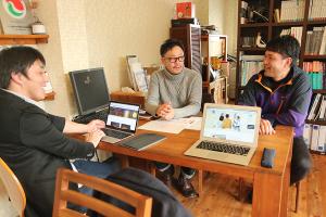 加藤さんプロモーションが始まります!_なごや住宅診断所動画プロジェクトイメージ