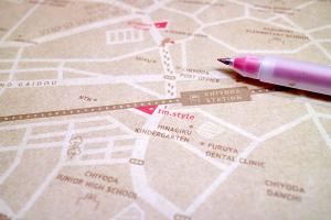 地図というものの役割を、この度拡張する_marchenプロジェクトイメージ