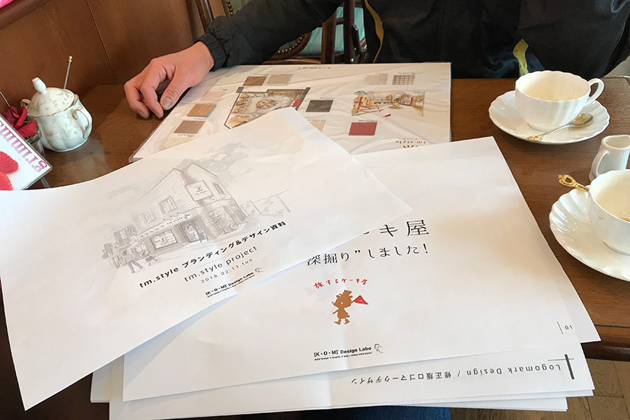 【スケッチも初公開】大阪で最終形に近いブランドプレゼンでした_tm.styleプロジェクトvol.05メインイメージ