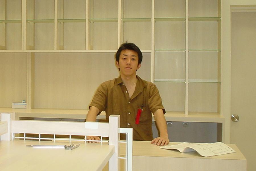 タカギがデザイン業界で、プロになった瞬間メインイメージ