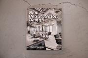 国内の店舗デザイン書籍、New BeautySalon Designに掲載されました!