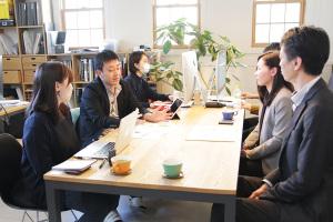 新しいオフィスプロジェクトが始まります!_愛知土地区画整理綜合事務所プロジェクトイメージ