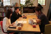 新規webプロジェクト!_自分留学プロジェクト