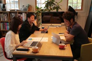 新規webプロジェクト!_自分留学プロジェクトイメージ
