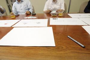 ボリューミーな世界観プレゼンでした_愛知土地区画整理綜合事務所プロジェクトvol.03イメージ