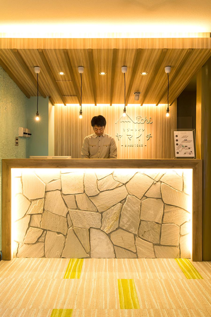 リゾートホテルのデザイン
