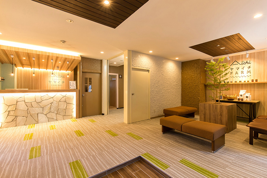 ビジネスホテルのデザイン