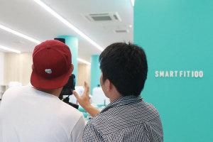 新店舗と採用ページの撮影_スマートフィット100(スマ100)プロジェクトvol.20イメージ