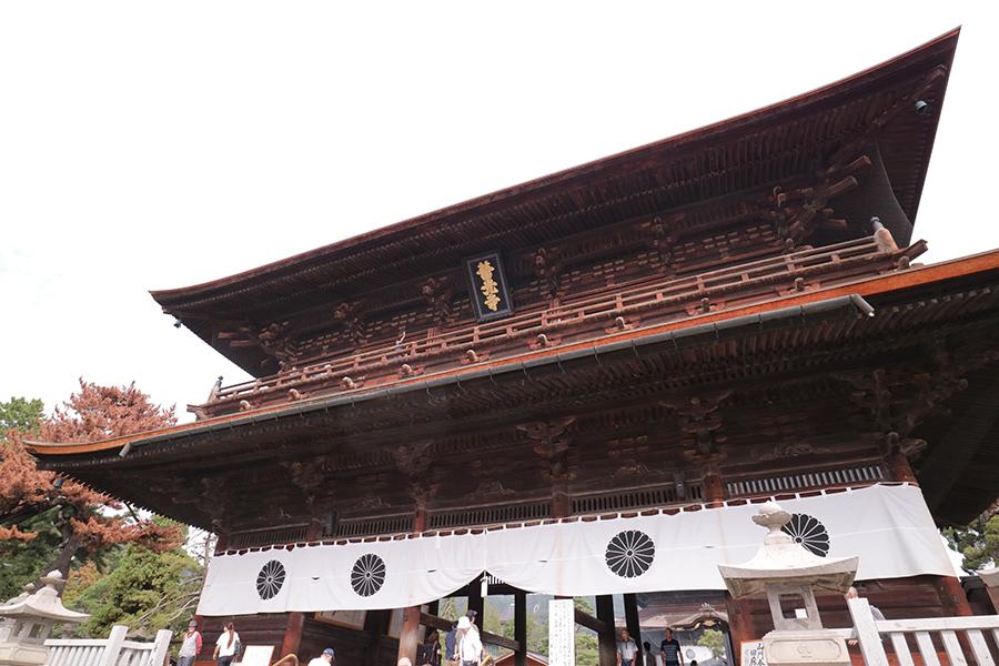 今期のプロジェクト、固まる〜善光寺にも寄り道_リゾートインヤマイチプロジェクトメインイメージ
