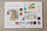 素材の決定と基礎工事の確認_愛知土地区画整理綜合事務所プロジェクトvol.09