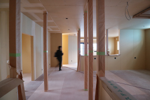 内装工事もスタート!_愛知土地区画整理綜合事務所プロジェクトvol.14イメージ