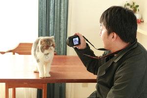 みんなで猫カフェ来ました!…嘘です、撮影です_にゃんコールプロジェクトイメージ