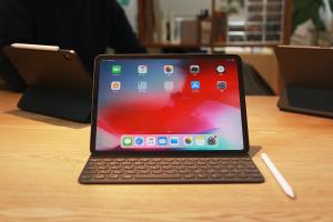 iPad Pro、おそろいですイメージ