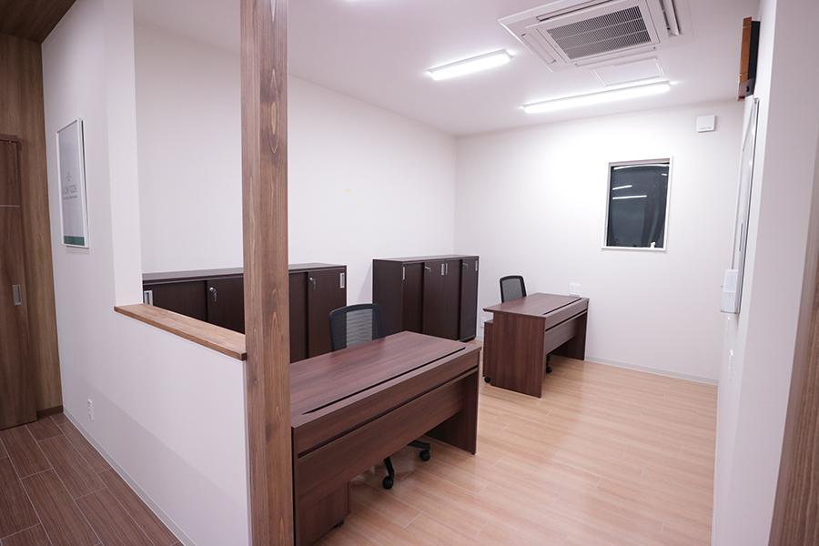 不動産屋のオフィスデザイン