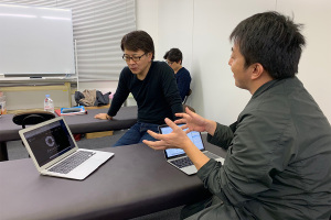 WEBレクチャーへ大阪へ_CKワーププロジェクトイメージ