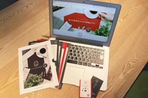 印刷物やランディングページ完成!_佐竹会計事務所プロジェクトイメージ