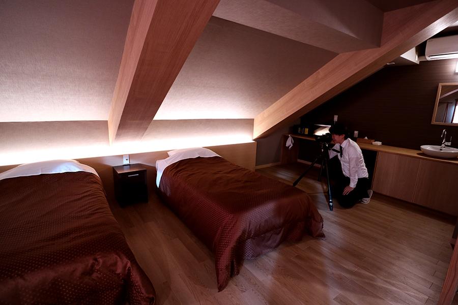 手がけたホテルで1泊する贅沢感_リゾートインヤマイチプロジェクトメインイメージ