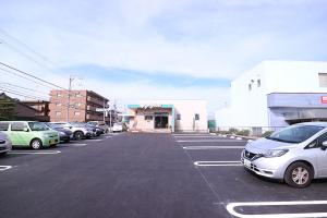 外構工事も完成間近!_愛知土地区画整理綜合事務所プロジェクトイメージ