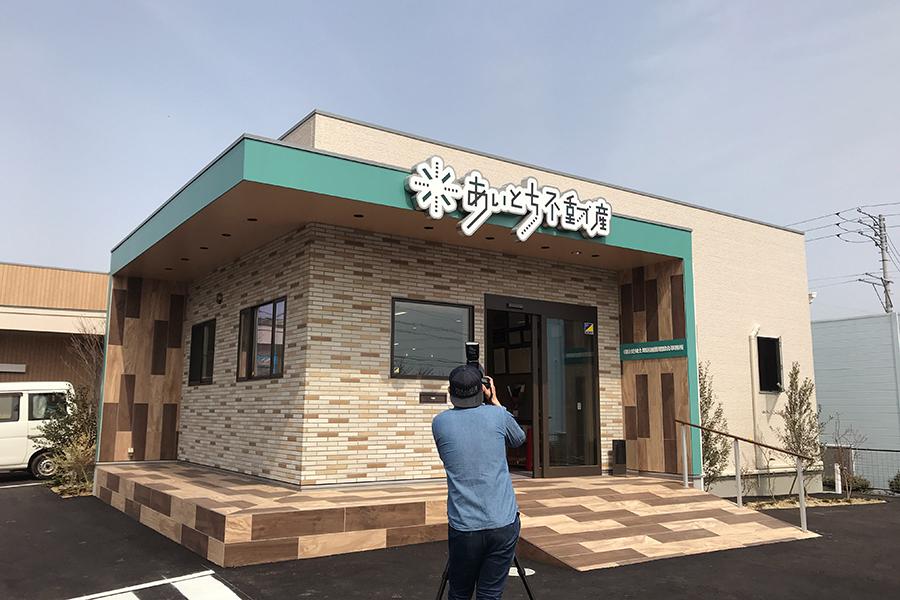竣工写真撮影、1日目_愛知土地区画整理綜合事務所プロジェクトvol.25メインイメージ