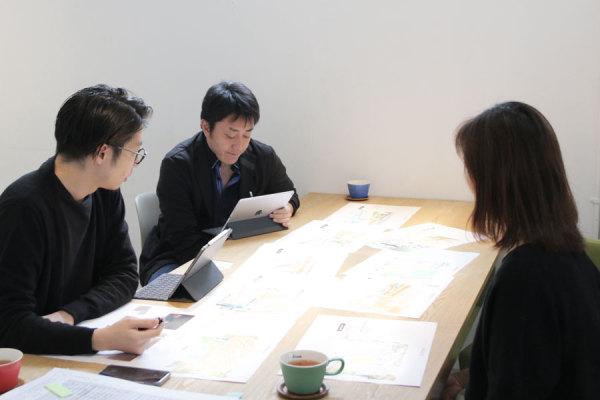 盛りだくさんのプレゼン!_愛知県稲沢市の保育施設プロジェクトVol.03