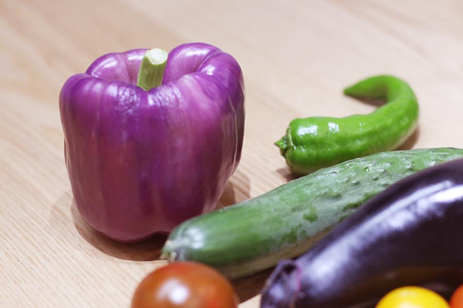ヤマイチファームの野菜ブランディング