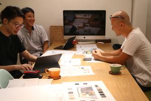 BI・ロゴ・空間を一挙にプレゼン!!_GOKAN Conditioning Labo.プロジェクトvol.02イメージ