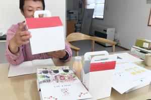 見たことのない農家のパッケージデザイン_中川果樹園プロジェクトイメージ