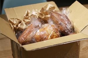 箱を開けたらパンがぎっしり!_あづみのるベーカリープロジェクトイメージ