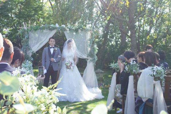 ワタクシゴトですが、結婚しました。