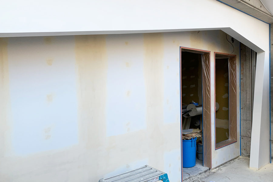 残るは仕上げ工事!!!_GOKAN Conditioning Labo.プロジェクトメインイメージ