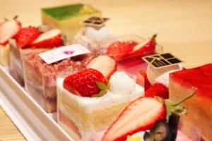 女子の願いが叶うプチケーキセット!_パティスリーエスデザインイメージ