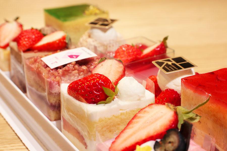 女子の願いが叶うプチケーキセット!_パティスリーエスプロジェクトメインイメージ