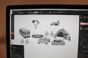 ホームページデザインをする上で便利だけど大変なものイメージ