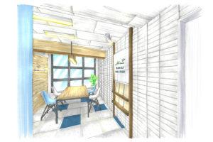 来月から工事着工です!_横浜みなと税理士事務所プロジェクトイメージ