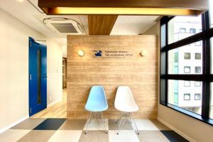 光が入ると空間デザインは完成されます_横浜みなと税理士事務所プロジェクトイメージ