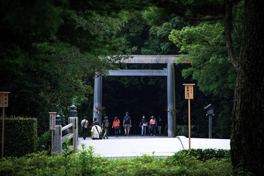 伊勢神宮参拝に行ってきましたスナップ。メインイメージ