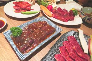 ちょっと時差ありだけど。歓迎会でお肉を食べました!イメージ