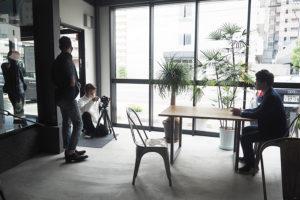 新潟にて撮影!_田中組プロジェクトイメージ