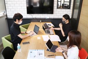 Webもアップデートします!_伴洋太郎税理士事務所プロジェクトイメージ