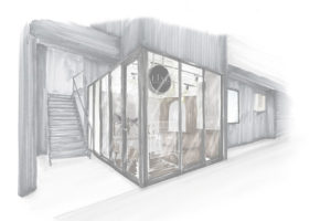 店舗デザインも着々と進んでいます!_BODY CONDITIONING CARE LINGプロジェクトイメージ