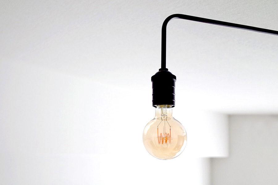 レトロな見た目の、スマートなLED電球を買いました!メインイメージ