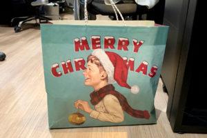 少し早いクリスマスプレゼント!イメージ