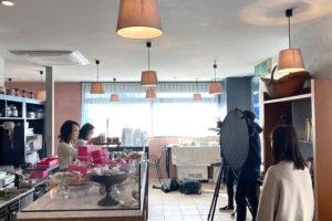 今年最後の撮影でした!_CuccioloCafe(クッチョロカフェ)プロジェクトイメージ